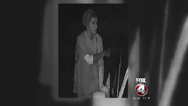 More Burglars Strike Lehigh Acres