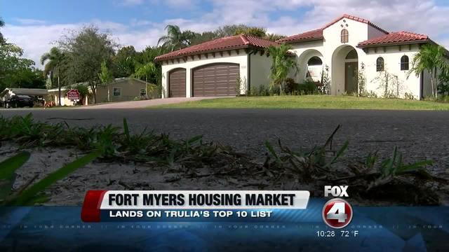 Southwest florida among hot real estate markets fox 4 for Hot real estate markets
