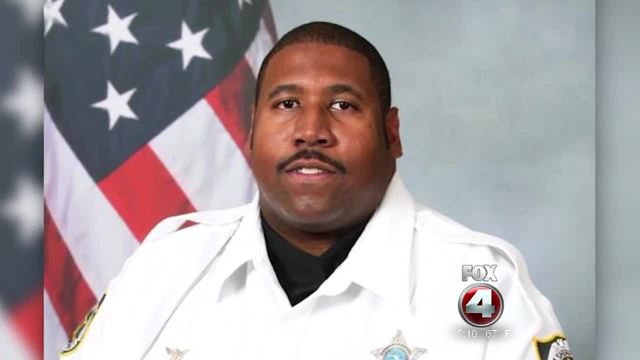 Funeral for officer Norman Lewis scheduled in Port Charlotte Monday
