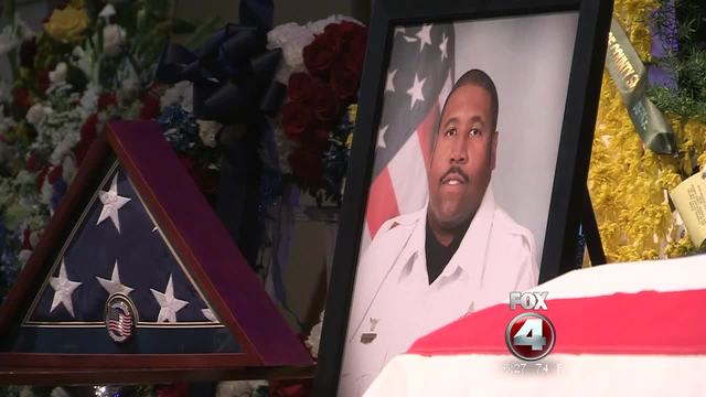 Thousands pay their respects to fallen OCSO Deputy Norman Lewis