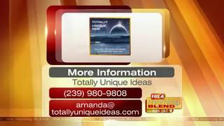 Totally Unique Ideas 1/17/17