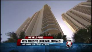 Fort Myers looking to lure millennials downtown