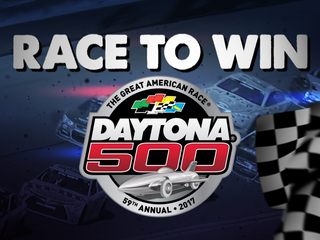 Daytona Race to Win Sweepstakes 2017