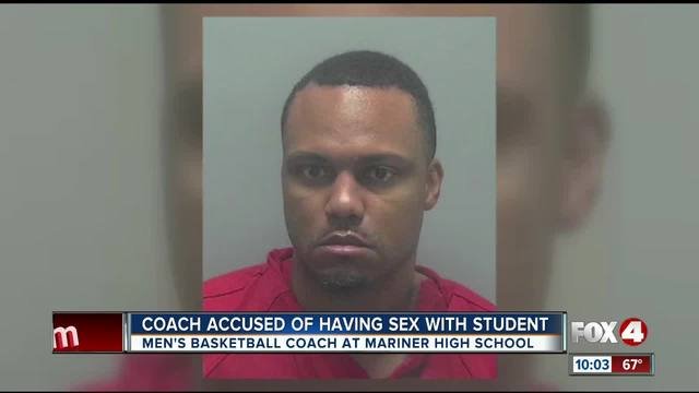 Coach has sex with student