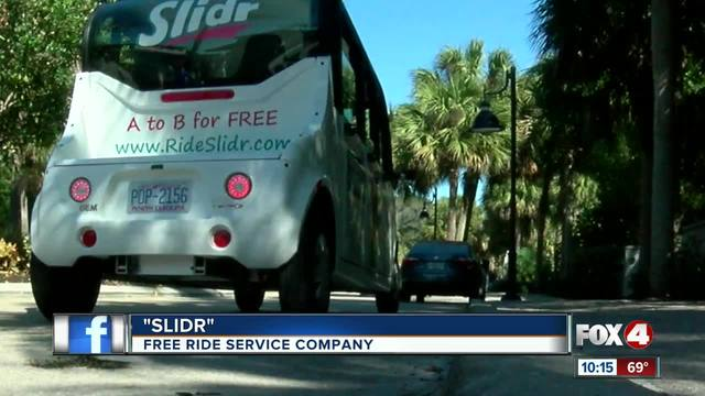 New Ride Service Called Slidr