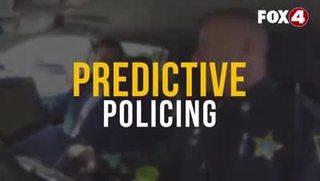 Police using analytics to predict crime