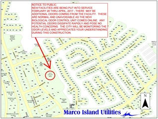 Marco Island warns of foul odors from project