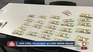Cape Police bust two accused heroin drug dealers
