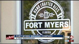 Fort Myers Brewing Company turns 4