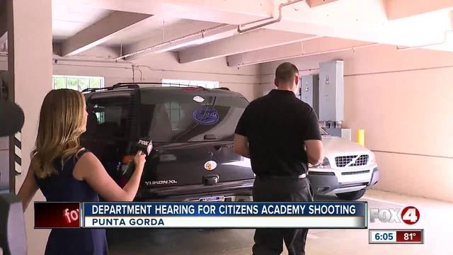 Punta Gorda officer fired after fatal academy shooting