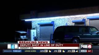 Arrest made in Sheriff's deputy shooting