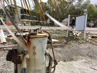 Storm Damage Photos from Englewood Florida