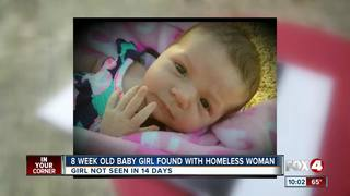 Missing Charlotte County baby found safe