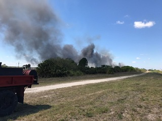No homes destroyed in Immokalee Fires