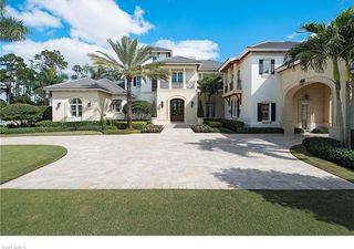 Pricey home: Naples estate listed for $10,9M