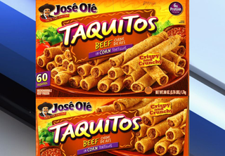 Over 35,000 pounds of frozen taquitos recalled