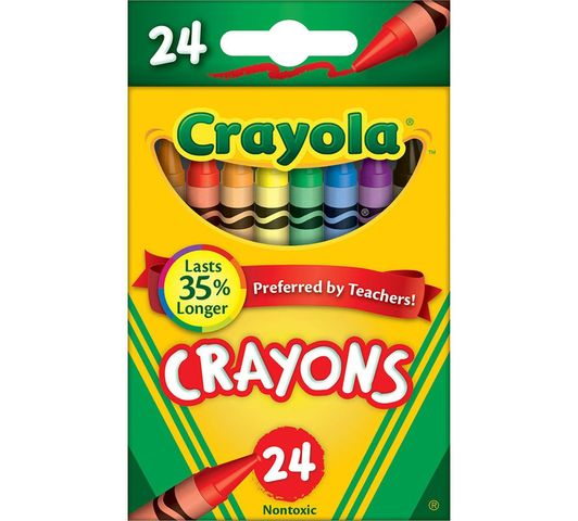 Crayola retires 'Dandelion yellow' crayon from its palette of colors