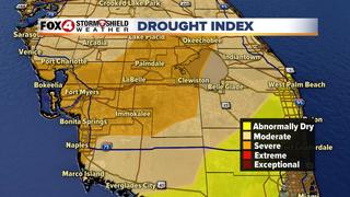 Severe Drought Conditions Expand Across SWFL
