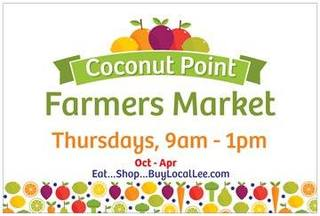 Farmers Market at Coconut Point