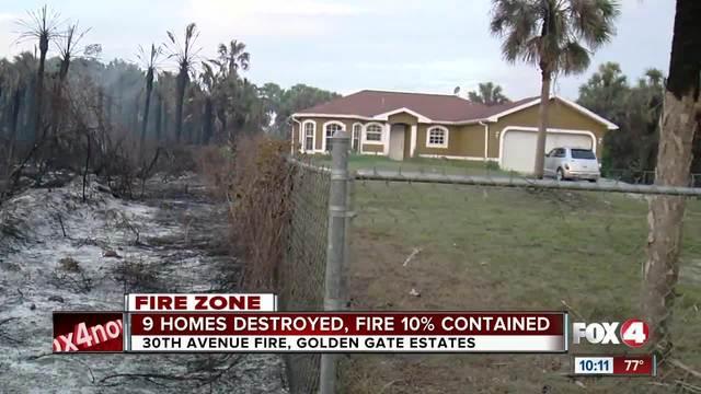 Golden Gate Estates Evacuation