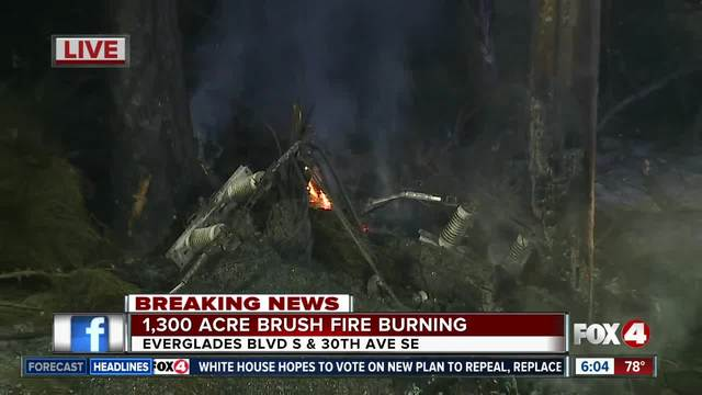 Naples Fires Collier County Fires
