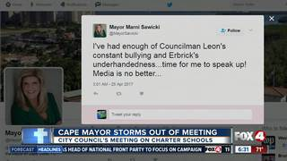 Mayor Sawicki defends her actions on Twitter