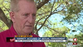 Woman speaks out against Sean Hannity