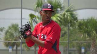 Red Sox minor leaguer injured in fatal crash