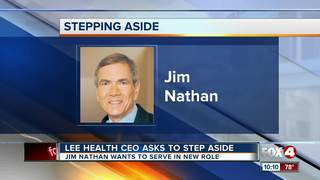 Lee Health CEO stepping down