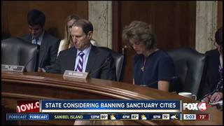State considering a ban on sanctuary cities