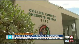 Collier deputy re-assigned during investigation