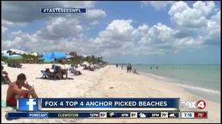 Best beaches in SWFL: Fox 4 anchor picks