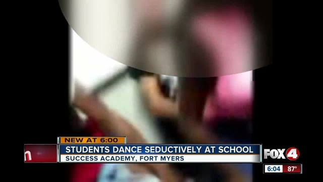 Students Caught On Campus Giving Lap Dances During School