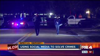 How social media is helping police catch crooks