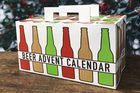 Countdown to Christmas with beer Advent calendar