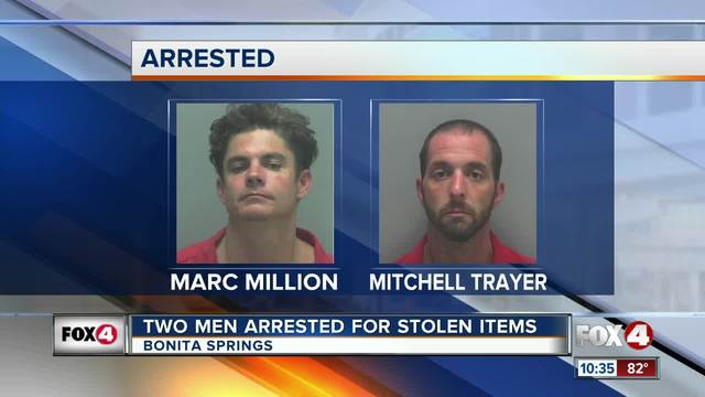 Cable installer accused of stealing car and jewelry