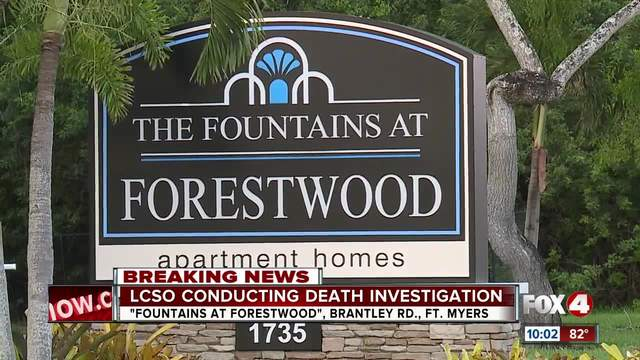 Death Investigation in Fort Myers