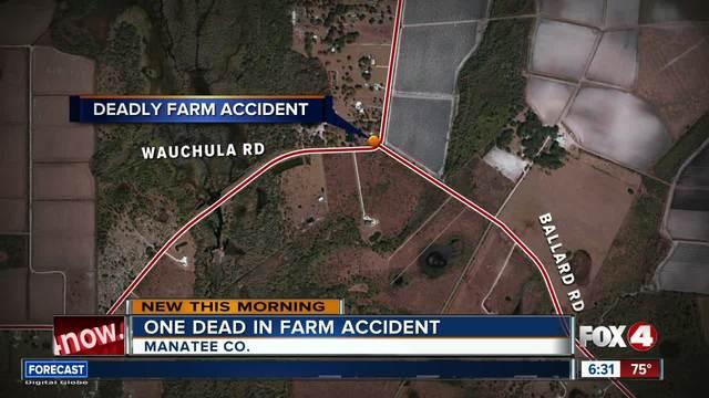 Farm worker killed in Immokalee