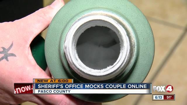 Couple Says Sheriff-s Humiliated Them