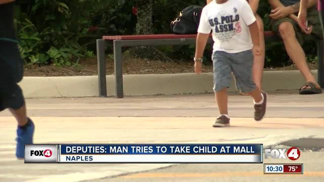Naples man arrested after attempted abduction