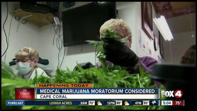 City of Cape Coral to discuss banning marijuana dispensaries