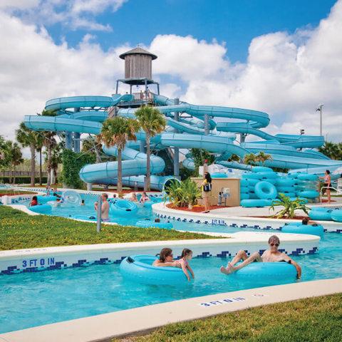 Sun-N-Fun Lagoon Open For The Summer!