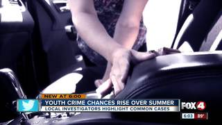 School's out! Crimes to look out for this summer