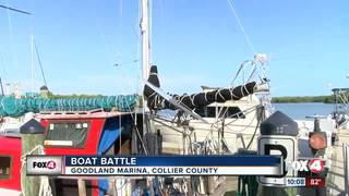 Boater, marina tussle over rules