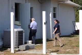 Burglary at Sievers home in Bonita Springs