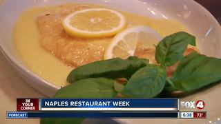 Naples Restaurant Week preview