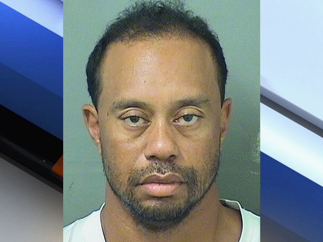 Golf great Tiger Woods arrested for drink-driving
