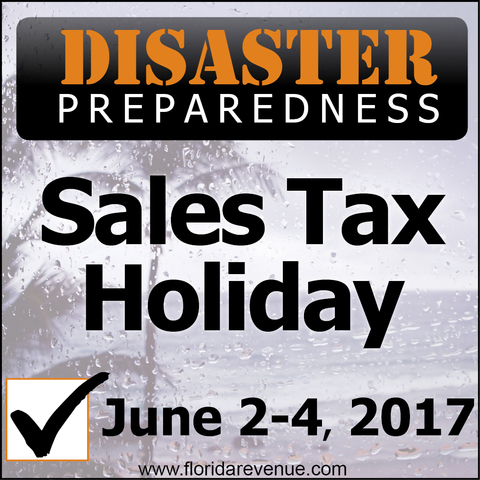 Hurricane supplies will be tax-free this weekend in ...