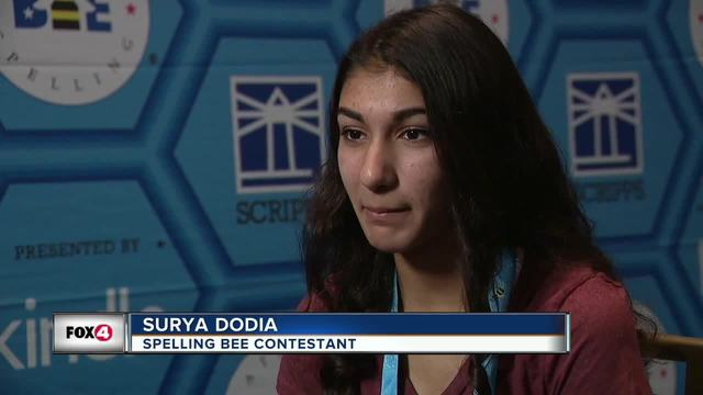 Who from Upstate NY reached the Scripps National Spelling Bee finals?