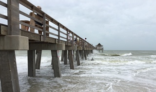 Health advisory for Naples Pier Beach CANCELLED